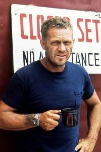Steve McQueen style coffee