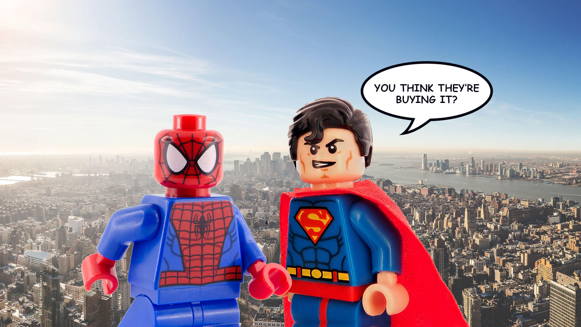 how superheroes lie to you about building self confidence