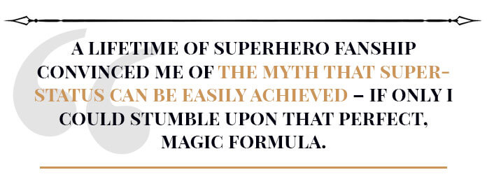 Superheroes-quote