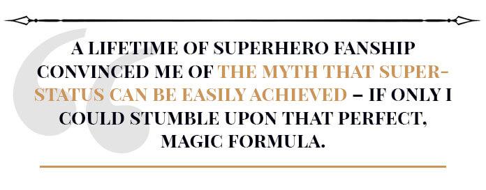 Superheroes-quote