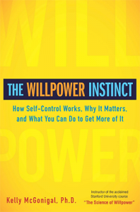 how to improve willpower