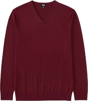 Uniqlo Merino Wool Sweater Review