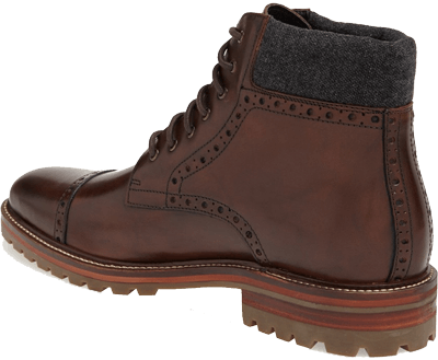 Johnston & Murphy Karnes Cap Toe Boot Review