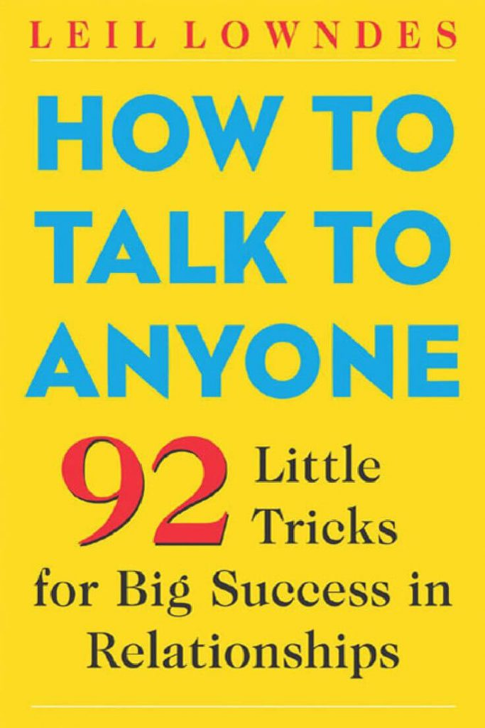 How to Talk to Anyone Book Review