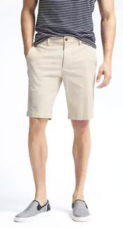 Banana Republic Aiden Shorts Review