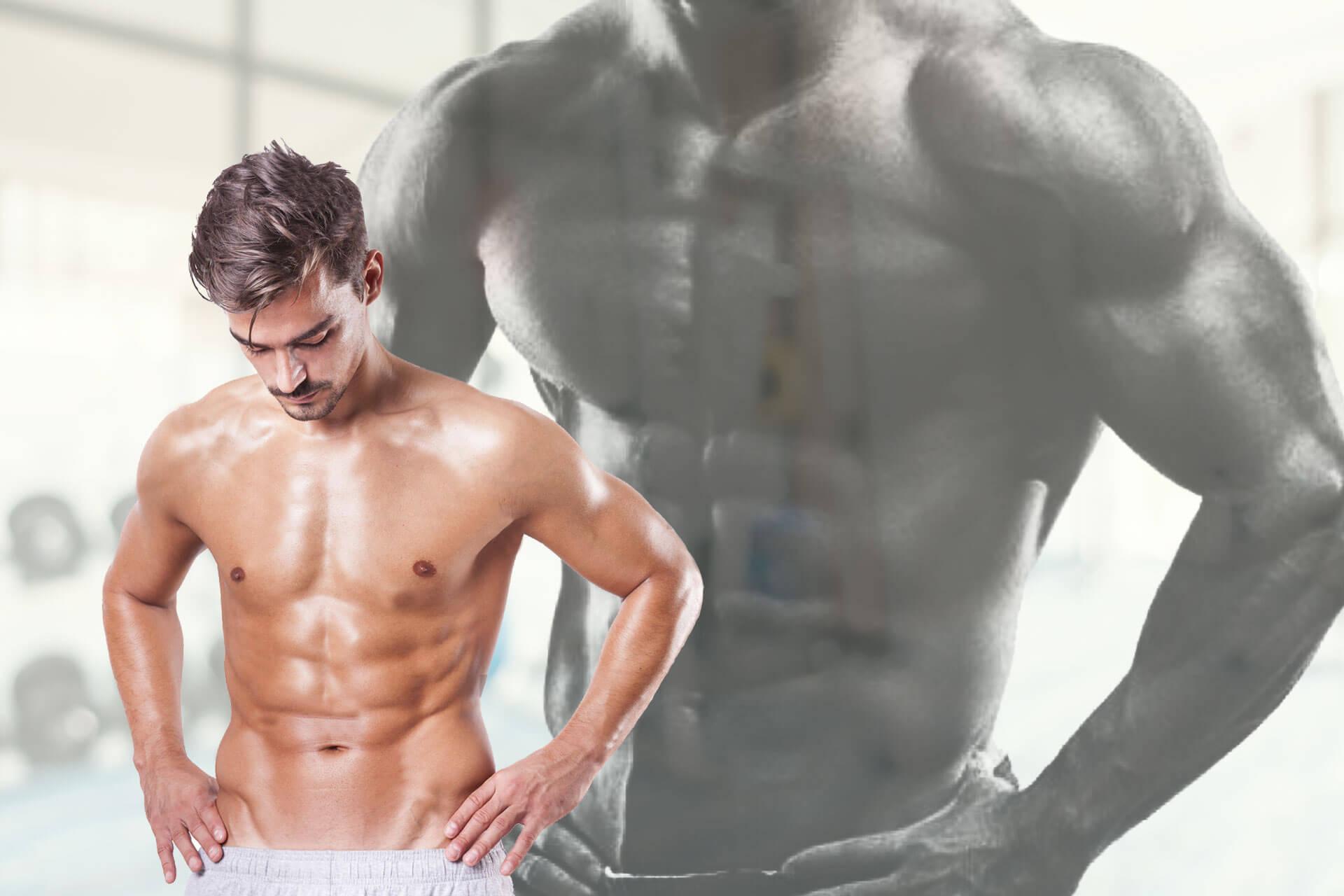 Skinny muscle, alica witt boobs
