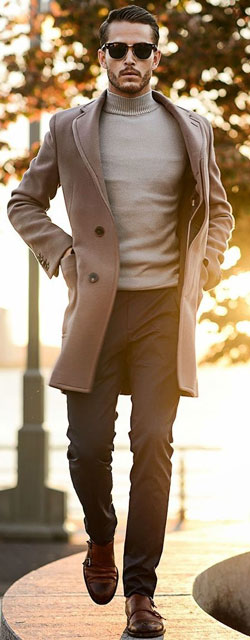 What to Wear in the Fall for Men
