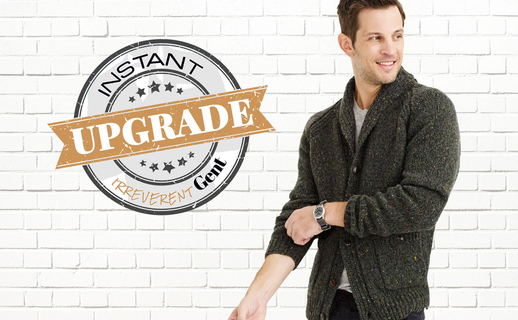 How To Wear A Mens Shawl Collar Sweater And Which Ones To Buy