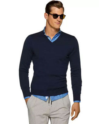 The 9 Most Stylish Types of Sweaters For Guys