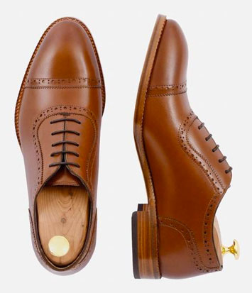 Beckett Simonon Durant Oxford Shoes
