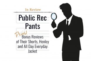 In Review: Public Rec Workday Pants