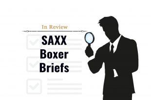 In Review: Saxx Underwear