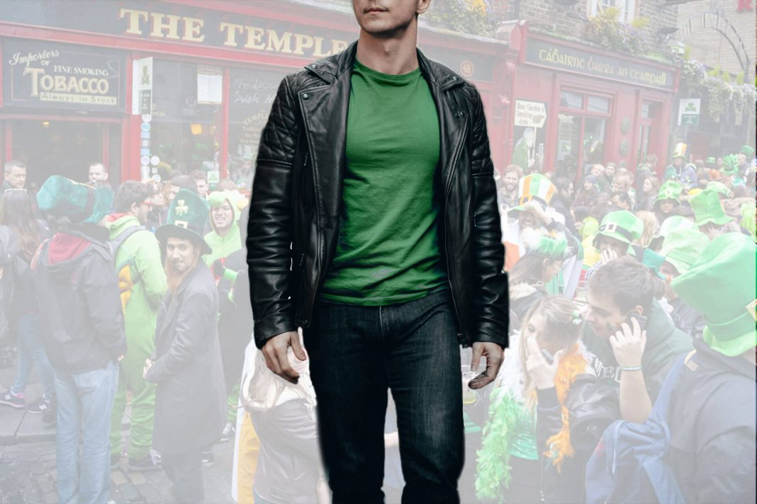 42615761f What to Wear on St. Patrick's Day: 7 Stylish Pieces for Men