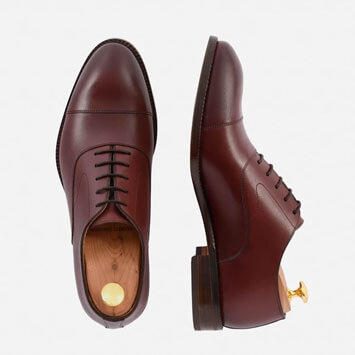 Beckett Simonon Dean Oxford Shoes
