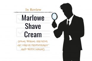 In Review: Marlowe Shave Cream