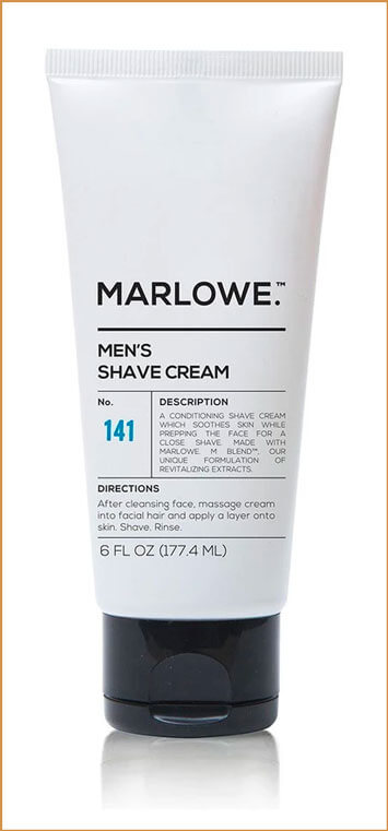 Marlowe Shave Cream Review
