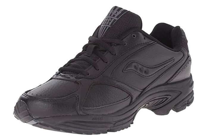 Saucony Mens Grid Omni Walker Walking Shoe