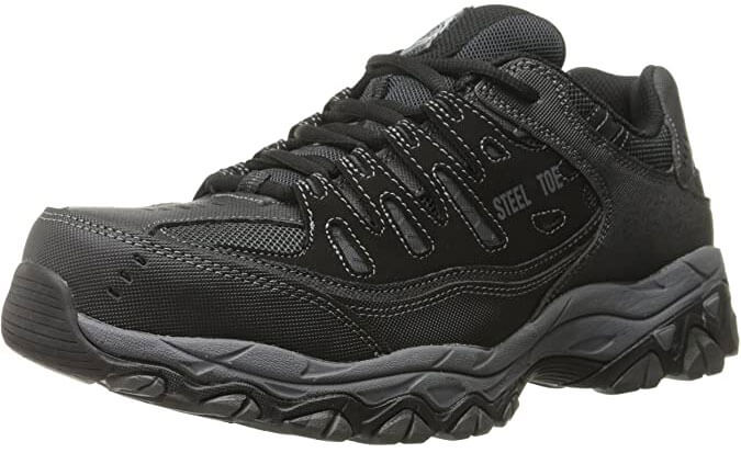 Skechers for Work 77055 Cankton Athletic Steel Toe