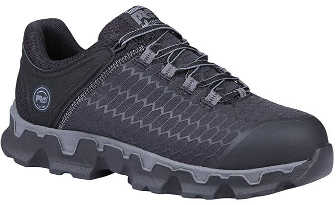 Timberland PRO Men's Powertrain Sport Alloy-Toe EH Industrial Shoe