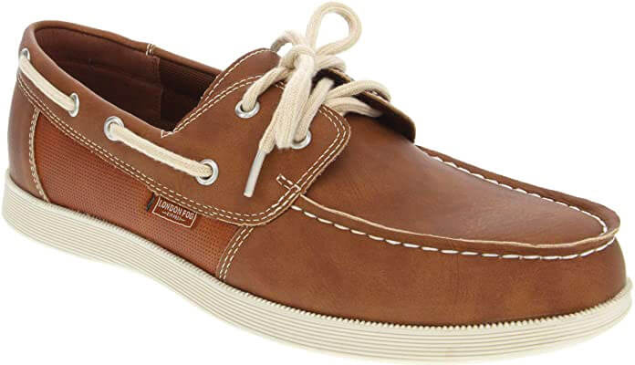 London Fog | Harrow Boat Shoe