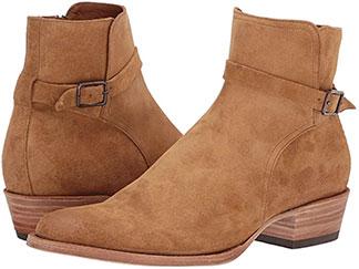 Frye tan Jodhpur boots
