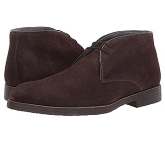 To Boot New York Men's suede chukkas