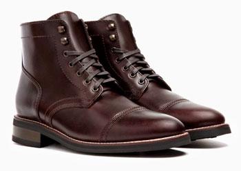 Thursday Boot Company Captain cap toe boots