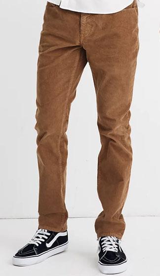 Madewell corduroy pants