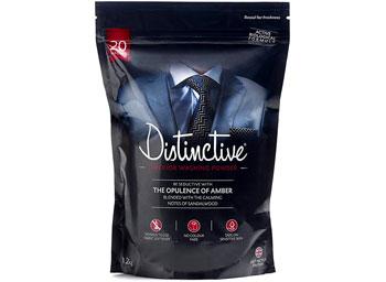 Distinctive detergent