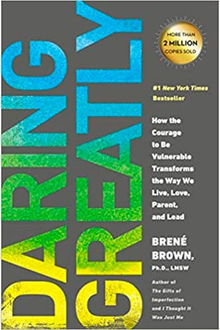 Daring-Greatly Book Cover