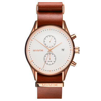 MVMT Rosewood watch