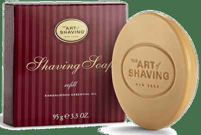 The Art of Shaving shaving soap