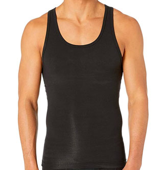 Spanx for Men Slimming Compression Tank Top