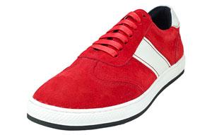 red English Laundry shoe