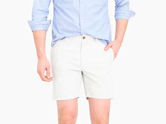 J.Crew shorts for men