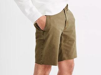 Madewell shorts for men