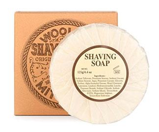 Mitchell´s Wool Fat shaving soap