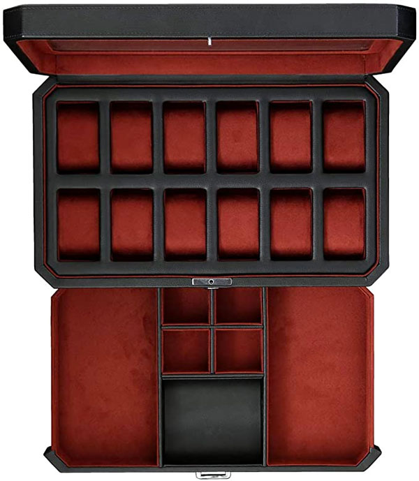 Rothwell men's watch box