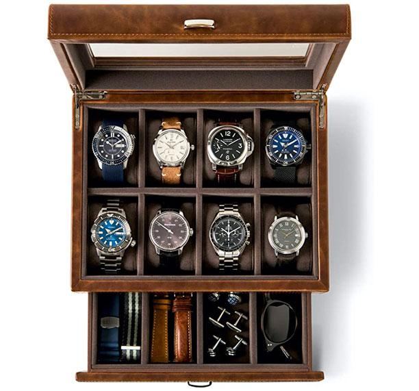 Tawbury watch box for men