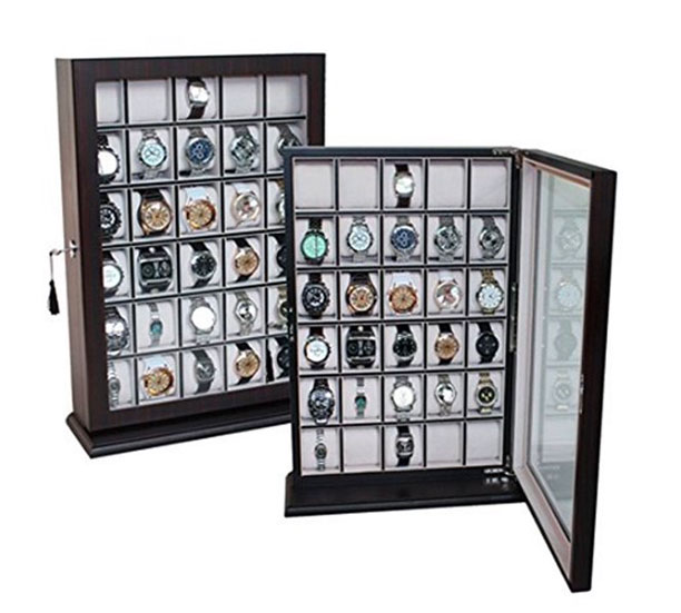 Timelybuys watch case for men