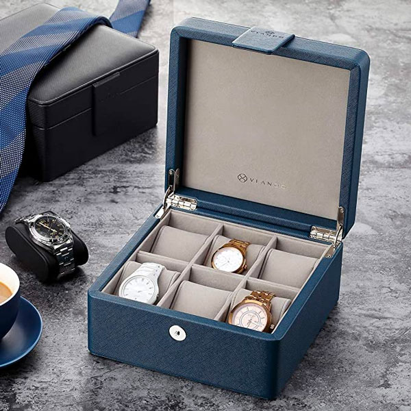 Vlando watch box for men