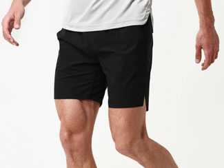 Western Rise Movement Shorts for men