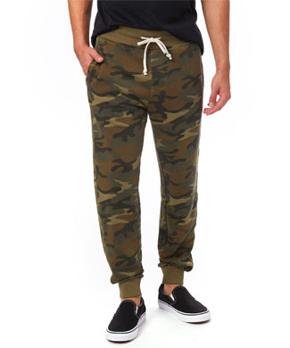 Alternative Apparel French Terry Joggers