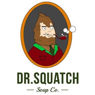 Dr Squatch Logo
