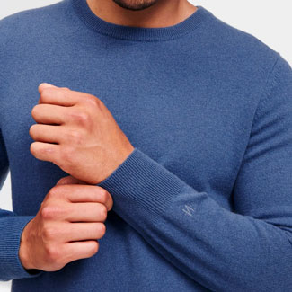 The Naadam Cashmere Essential Sweater comfort
