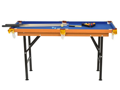 Soozier 4.7' Pool Table