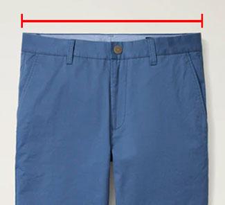 Belt size vs pant size
