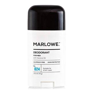 Marlowe Natural Deodorant for Men